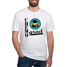 Chemo Grad Ovarian Cancer Shirt