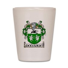 Donahue Coat of Arms Shot Glass