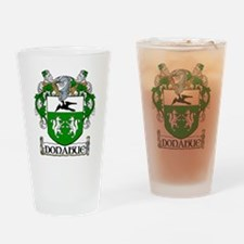 Donahue Coat of Arms Pint Glass