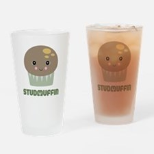 Super Cute Stud Muffin Pint Glass