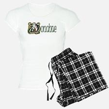 Donahue Celtic Dragon Pajamas