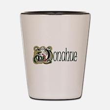 Donahue Celtic Dragon Shot Glass