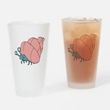 Cute Little Hermit Crab Pint Glass