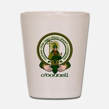 O'Donnell Clan Motto Shot Glass