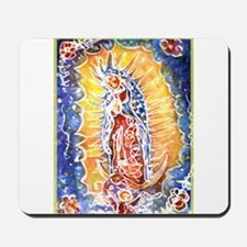 Lady of Guadalupe, art, Mousepad
