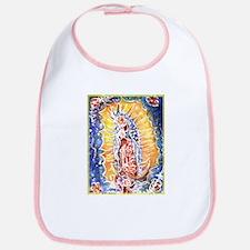 Lady of Guadalupe, art, Bib