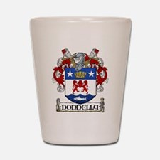 Donnelly Coat of Arms Shot Glass