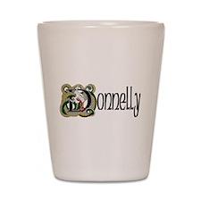Donnelly Celtic Dragon Shot Glass