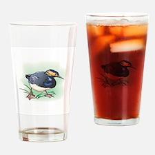 Sand Piper Bird Pint Glass