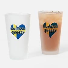 Swedish Sweety Pint Glass
