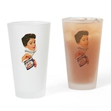 Can Of Whoop Ass Pint Glass