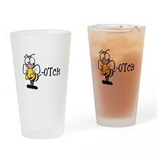 Beeotch (Bitch) Pint Glass