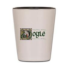 Doyle Celtic Dragon Shot Glass