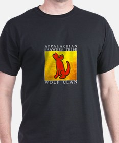 Wolf Clan Yellow T-Shirt