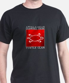 Turtle Clan Red T-Shirt