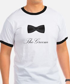 The Groom Bow Tie T-Shirt