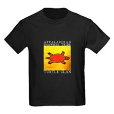 Turtle Clan Yellow T
