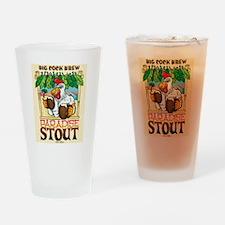 Paradise Stout Pint Glass