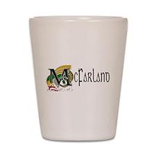 McFarland Celtic Dragon Shot Glass