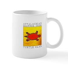 Turtle Clan Yellow Mug