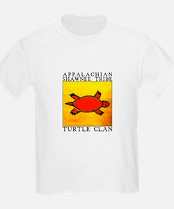 Turtle Clan Yellow T-Shirt