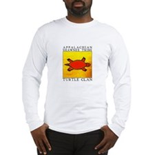 Turtle Clan Yellow Long Sleeve T-Shirt