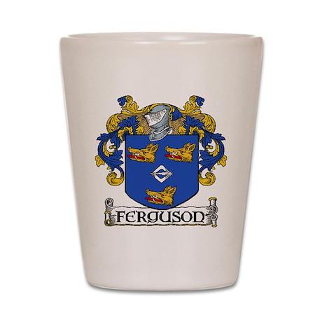 Ferguson Coat of Arms Shot Glass