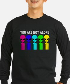 You Are Not Alone T