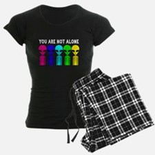 You Are Not Alone Pajamas