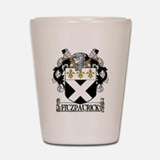 Fitzpatrick Coat of Arms Shot Glass