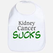 Kidney Cancer Sucks Bib