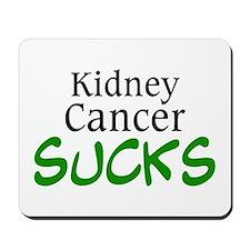 Kidney Cancer Sucks Mousepad