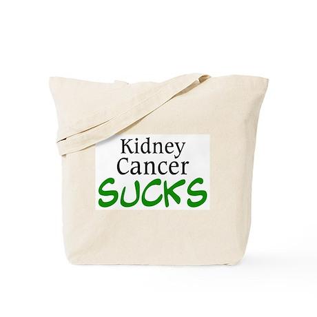 Kidney Cancer Sucks Tote Bag