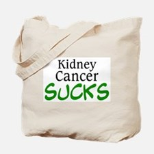 Kidney Cancer Sucks Tote Bag