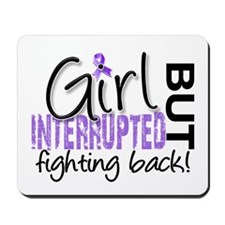 Girl Interrupted 2 Hodgkin's Lymphoma Mousepad