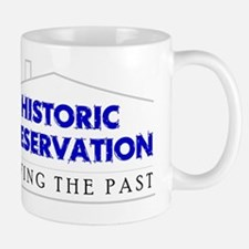 Historic Preservation Small Small Mug