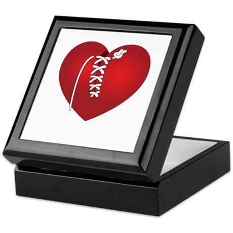 Mended Heart Keepsake Box