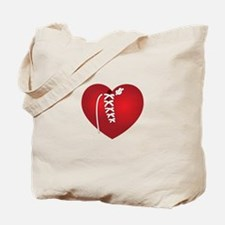 Mended Heart Tote Bag