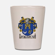 Fogarty Coat of Arms Shot Glass