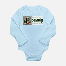 Fogarty Celtic Dragon Long Sleeve Infant Bodysuit