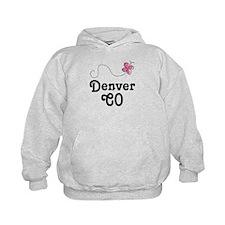 Pretty Denver Colorado Hoodie