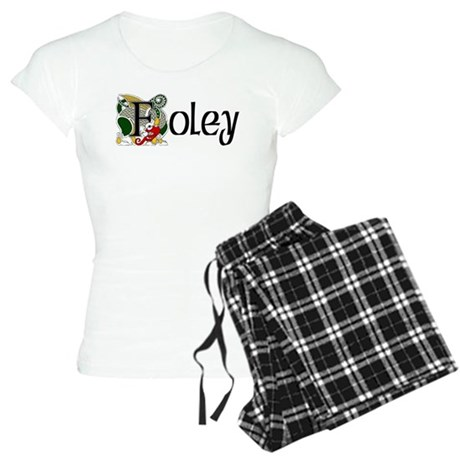 Foley Celtic Dragon Women's Light Pajamas