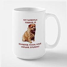 smart Norfolk Large Mug