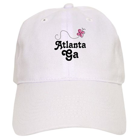 Pretty Atlanta Georgia Cap