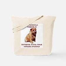 smart Norfolk Tote Bag