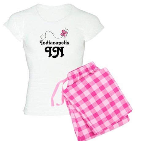 Pretty Indianapolis IN Women's Light Pajamas