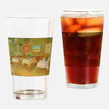 Van Gogh Interior of a Restaurant Drinking Glass