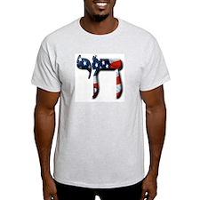 American Chai - Ash Grey T-Shirt