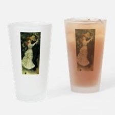 Dance at Bougival by Renoir Drinking Glass