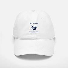 Custom Boat Captain Hat | Nautical Baseball Baseball Baseball Cap